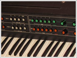 Vermona Synthesizer