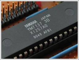 Yamaha OPJ based custom sound module